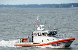 Coast Guard Medevacs Cruise Ship Passenger Near Point Lookout