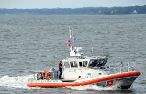U.S. Coast Guard Establishes Safety and Security Zone Around Cove Point Natural Gas Terminal