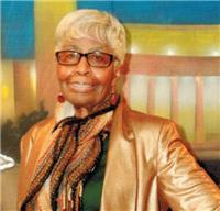 Mary Estelle Johnson Carroll, 87