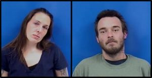 Waldorf Couple Arrested in Huntingtown for Possession of Heroin