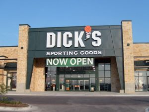 Dick's Sporting Goods Will Stop Selling Assault-Style Rifles & Limit All Gun Sales to People Over 21