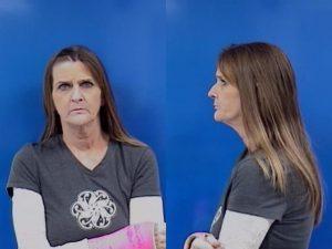 Bernadette Gingery (53) of Leonardtown