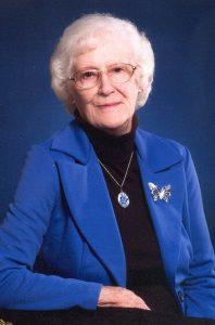 Mildred Trott Bowen, 91