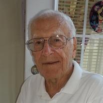 "DuWayne ""Pete"" Sebenaler, 98"