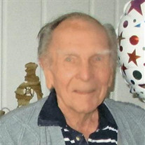 Marion Francis Federline Jr., 87
