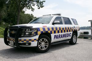 Paid Paramedics Coming to Calvert County