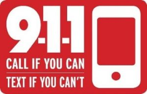 Governor Larry Hogan Announces New Text to 9-1-1 System for Maryland
