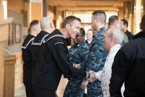 NAVAIR Names Petty Officer 1st Class Michael A. Giraud, 2017 Sailor of the Year