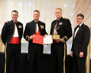 Guyette earns Marine Corps Test Pilot of the Year award