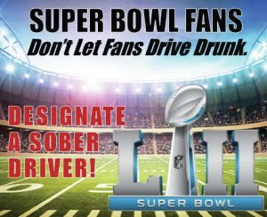 Maryland State Police Reminds Motorists To Drive Sober Or Get Pulled Over This Super Bowl Weekend