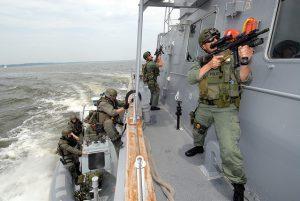 Tactical Response Team training