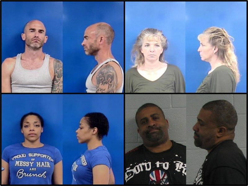 WANTED – Calvert County Sheriff's Office 3/13/2018