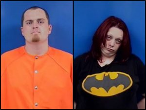 Prince Frederick Couple Arrested for Shoplifting at Walmart
