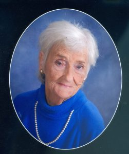 Anna Willett Welch, 94