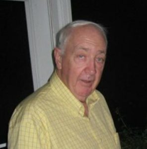 Richard Hugh Brown, 80