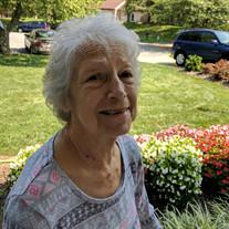 Anita Ree (Herrin) Procopio, 72