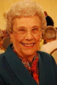 "Barbara Williams ""Bobbe"" Dyke, 91"