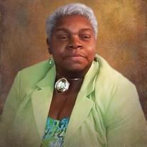 Gladys Washington, 68
