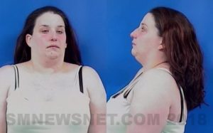 Lusby Woman Arrested on Drug Charges After DUI in St. Leonard