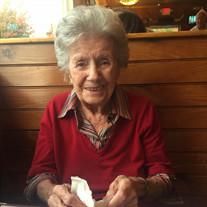 Helen Garner Ryan, 90