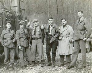 Maryland Game Wardens, 1949
