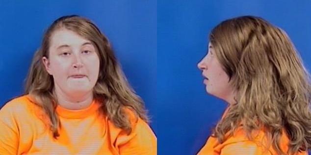 Megan Marie Wetklow, 25, of Chesapeake Beach