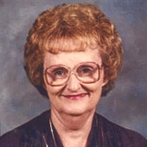 Norma Florence (nee Ford) Boling, 90