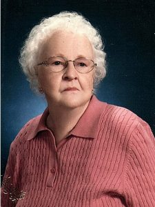 Helen Louise Zinn, 91