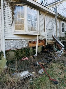 Prince Frederick House Fire Ruled Accidental