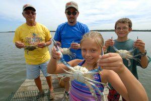 Recreational Crabbing Season Opened April 1st