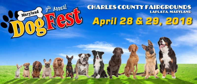 Maryland DogFest returns to Charles County Fairgrounds April 28-29