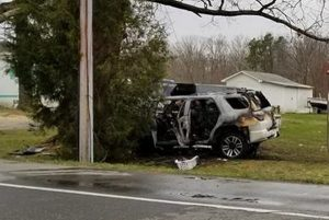 Serious Motor Vehicle Accident Reported in Mechanicsville