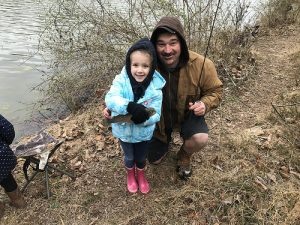Fishing Rodeo Scheduled for May 12 at St. Mary's River State Park