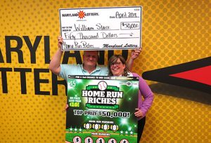 Car Shopping on Agenda for Lusby Couple After Top-Prize Scratch-Off Win