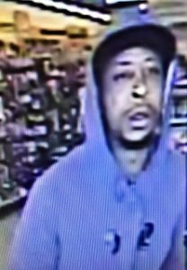 St. Mary's County Sheriff's Office Seeks Public's Help Identifying Theft Suspect