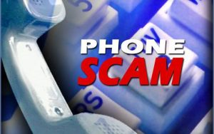 Maryland State Police Warns Public About Telephone Scams
