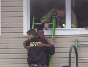 UPDATE – EXCLUSIVE VIDEO: Child PLaying with Lighter to Blame for Lexington Park Fire
