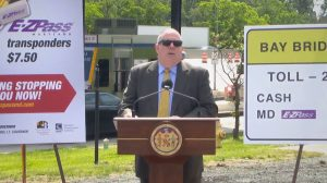 Governor Larry Hogan Saves Marylanders $46 Million by Permanently Eliminating E-ZPass Transponder Fee