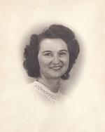 "Mary ""Alberta"" Burroughs Spalding, 91"