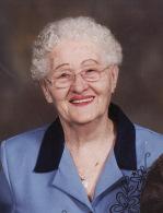 Evelyn Anna Mae Armsworthy, 96