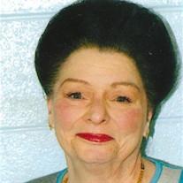 Jane Dougherty Easton, 75