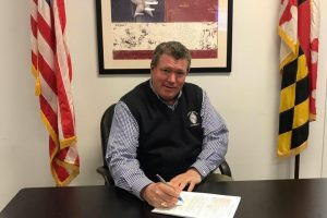 Bailey Receives Endorsement from Delegate Mark Fisher