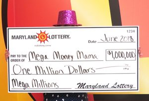 Charles County Woman Becomes Maryland's Newest Millionaire