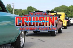 Cruisin' SOMD Car Show Raises Money for the at Charlotte Hall Veterans Home