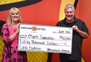Waldorf Man Finds Second $50,000 Scratch-off Win in Four Years