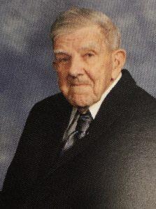 Elmer Richard Channell, Sr., 99