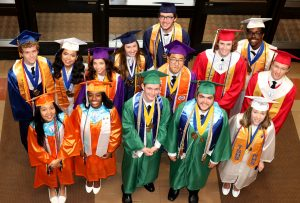 Charles County Public School Classes of 2018 Earn Record Number of Scholarships