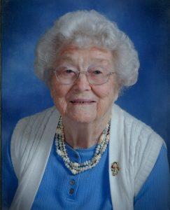 Ruby Frances Howard, 99