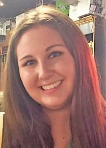 Taylor Anne Halbleib, 21, of Hughesville