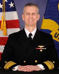 NAVAIR Change of Command: Grosklags Retires, Peters at Helm